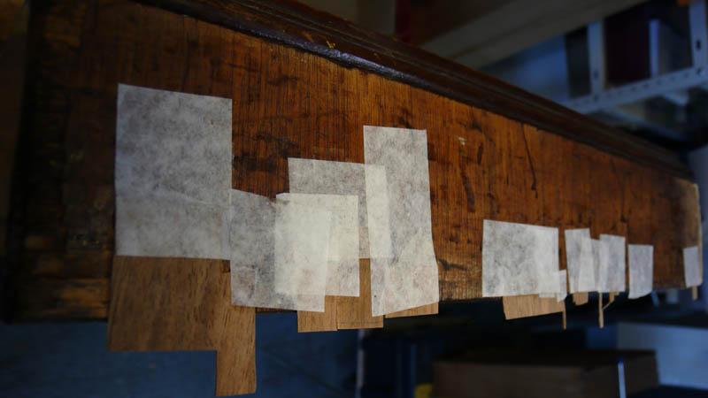 furniersch den sch dlingsbefall oberfl chenarbeiten. Black Bedroom Furniture Sets. Home Design Ideas